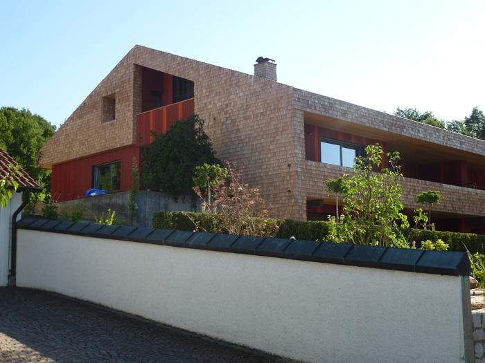 Modernes Haus In Cham